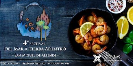 4° Festival del Mar a Tierra Adentro | San Miguel de Allende entradas