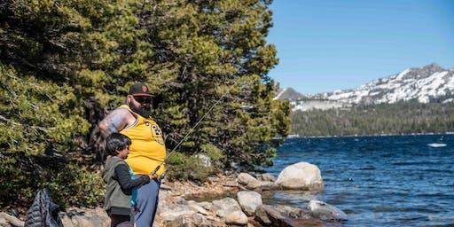 Vamos a Pescar con Latino Outdoors  y U.S. Fish & Wildlife  Service
