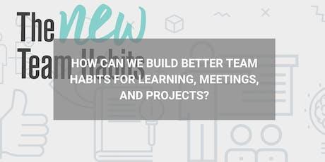 Team Habits Leadership Institute - Denver, CO tickets
