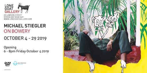 Michael Stiegler - On Bowery