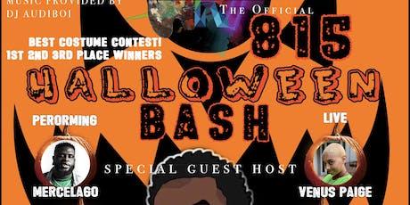 815 Halloween Bash tickets