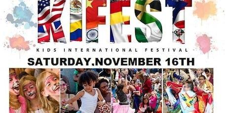 KIFEST- Kids International Festival 2019 tickets