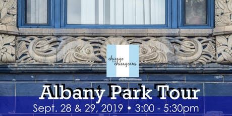Albany Park Walking Tour tickets