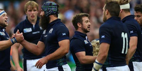 Ireland v Scotland Food And Free flow Beverasge Package World Cup Rugby tickets