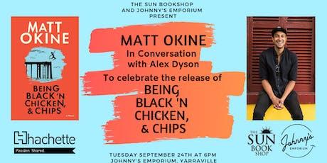 Matt Okine In Conversation with Alex Dyson tickets