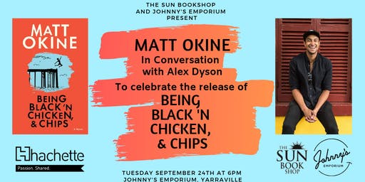 Matt Okine In Conversation with Alex Dyson