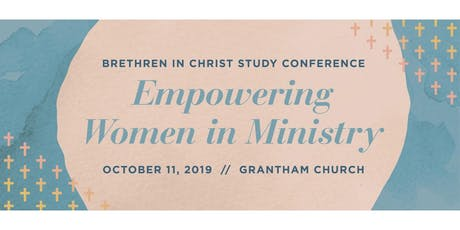 Empowering Women in Ministry tickets
