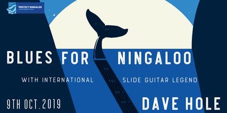 Blues for Ningaloo tickets