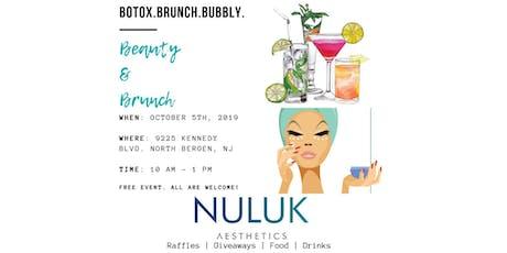 Nuluk Aesthetic's Beauty & Brunch *FREE* tickets