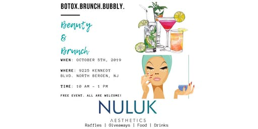 Nuluk Aesthetic's Beauty & Brunch *FREE*