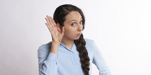 Hearing Australia Bus - Free Hearing Checks (Seniors Week) @KingstonLibrary