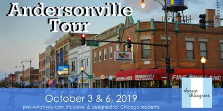 Andersonville Walking Tour tickets