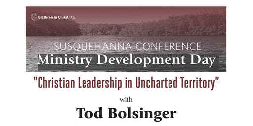 Christian Leadership in Uncharted Territory