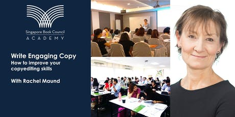 Write Engaging Copy: How to improve your copywriting skills tickets