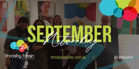 Throsby Basin Business Chamber Networking Evening - September tickets