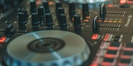 DJ Workshop tickets