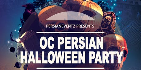 OC Persian Halloween Party tickets
