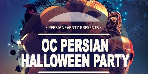 OC Persian Halloween Party