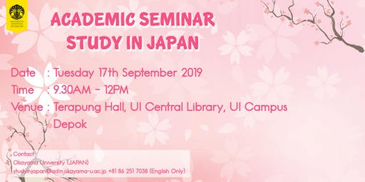 Academic Seminar Study in Japan