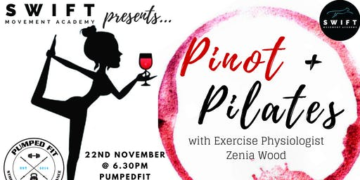 Pinot & Pilates FINALE FOR 2019!