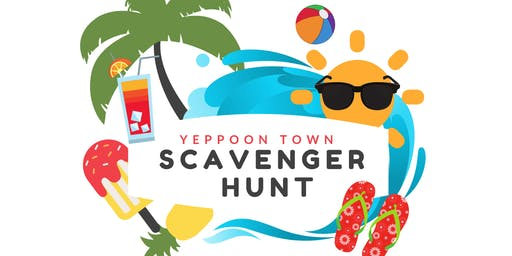 Yeppoon Town Scavenger Hunt