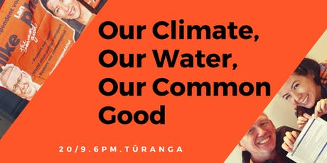 Our Climate, Our Water, Our Common Good tickets