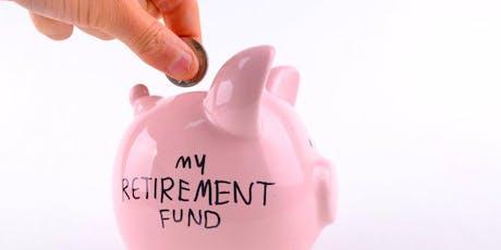 Retirement: Understanding Superannuation  tickets