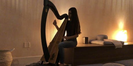 CULTIVATE Harmony: Sound Healing with LIVE HARP tickets