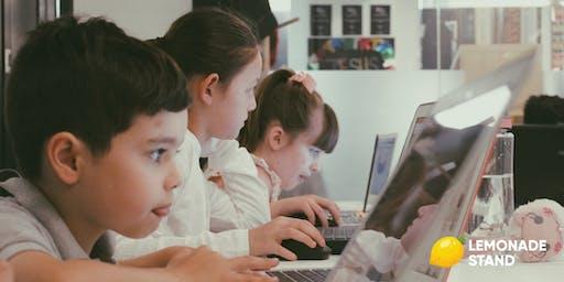 Lemonade Stand Melbourne - The Business School For Kids (Sept Holidays)