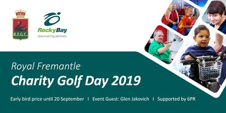 Royal Fremantle Charity Golf Day tickets