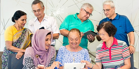 Tech Savvy Seniors - Introduction to Internet (Mandarin) @ The Connection tickets