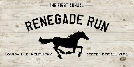 Renegade Run 2019 @ NACAC tickets