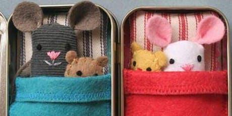 Tiny Toy Beds