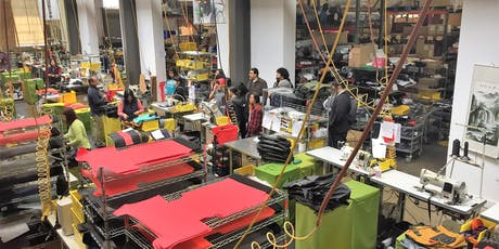 Timbuk2 Bags Factory Tour - SFMade Week tickets