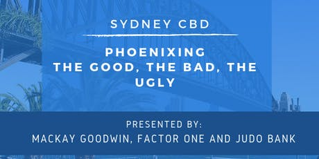 SYDNEY CBD - Mackay Goodwin, Factor One and Judo Bank tickets