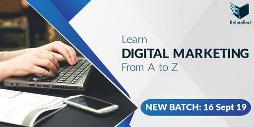 Digital Marketing Training - Be_Intellect