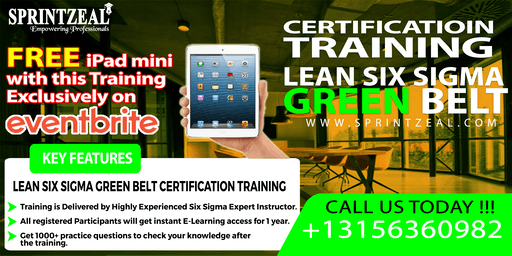 Lean Six Sigma Green Belt Certification Training in Aberdeen