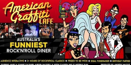American Graffiti Cafe - Dinner & Show tickets