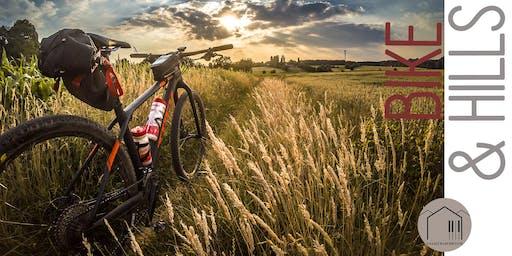 Bike & Hills: Escursioni E-MTB, sagra del vino lacrima e tartufo