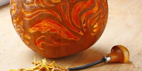 Pumpkin Carving Workshop and Moroccan Sunday Supper for Grown Ups! tickets