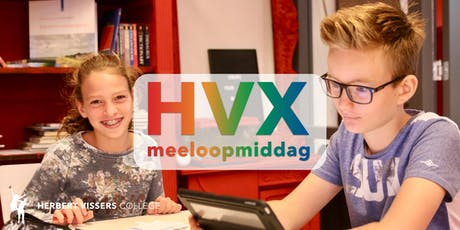 HVX meeloopmiddag 2020 tickets