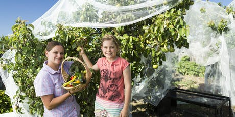 A tour of Adeline's edible garden tickets