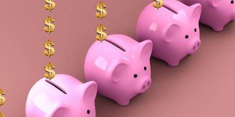 Retirement: Understanding Retirement Income Streams tickets
