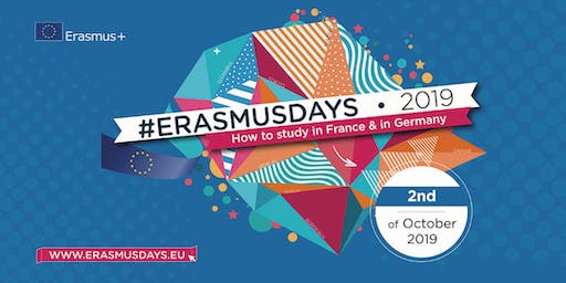 Erasmus Days - How  to study in France & in Germany