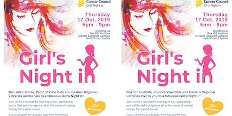 Girl's Night In tickets
