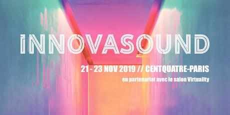 Festival Innovasound - Soirée Electrosounds billets