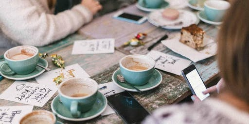 Copy of Bristol Womens Goal Setting Workshop & Coffee Drinking Group