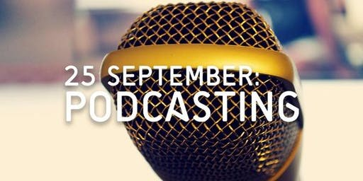 Digital Wednesday: Alles wat je wilt weten over podcasting