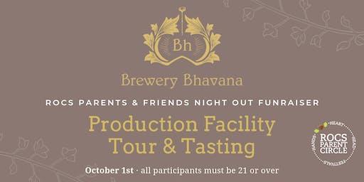 ROCS Parents & Friends: Brewery Bhavana Tour & Tasting!