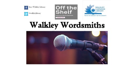 Walkley Wordsmiths - Off the Shelf Fringe Event tickets